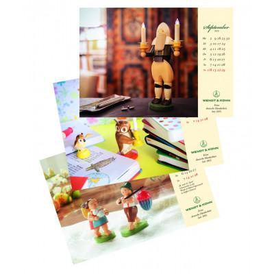 Kalenderblätter 2019