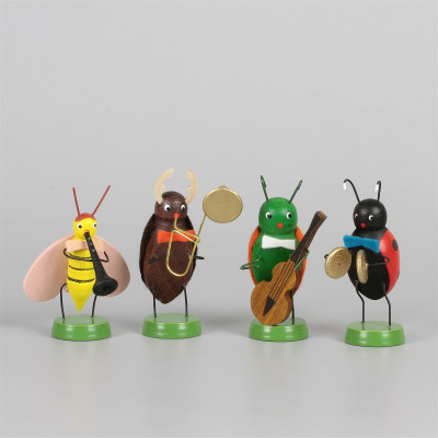 Frühlingskapelle, 4 Käfer