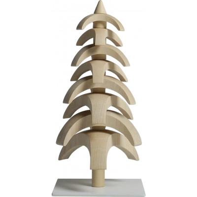 Drehbaum Twist Weißbuche, 15 cm