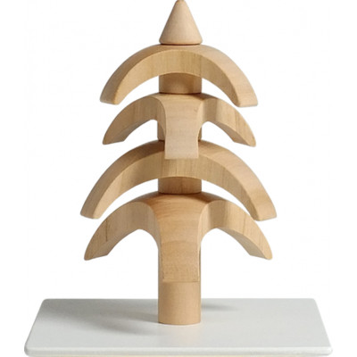 Drehbaum Twist Kirschbaum, 8 cm
