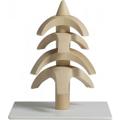Drehbaum Twist Weißbuche, 8 cm