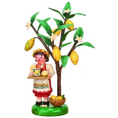 Hubrig Jahresfigur Herbstkind 2020 Zitrone limitiert
