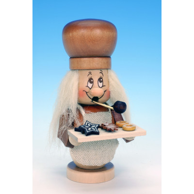 Ulbricht Räuchermännchen Miniwichtel Bäcker