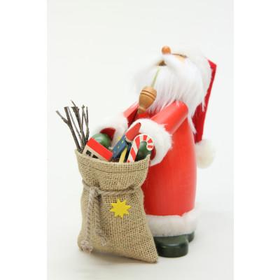 Räuchermännchen Schlafmütze Weihnachtsmann