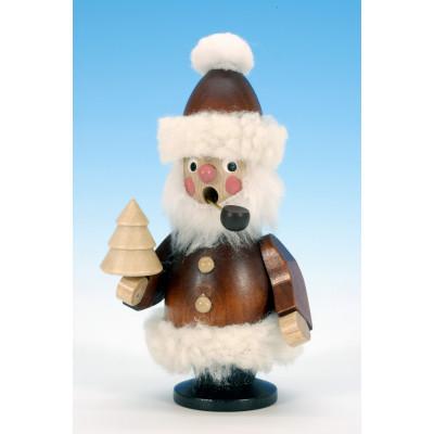 Räuchermännchen Weihnachtsmann Klaus natur