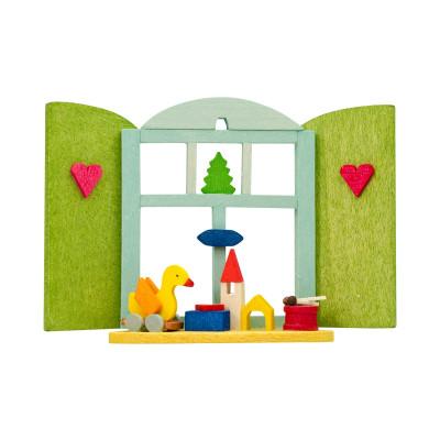 Baumbehang Weihnachtsfenster Spielzeug