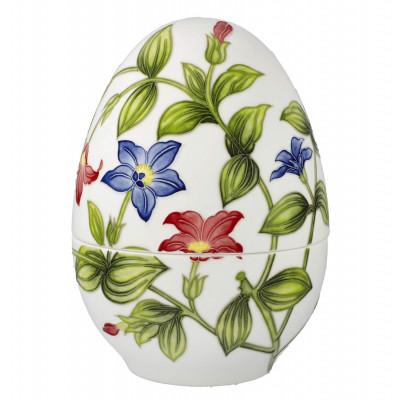 Ei-Dose Bunte Blumenpracht, 18,5 cm