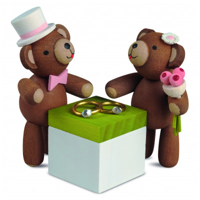 Glücksbärchen Hochzeit
