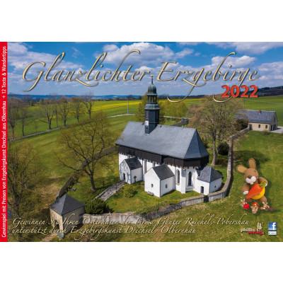 Kalender 2022 Glanzlichter Erzgebirge
