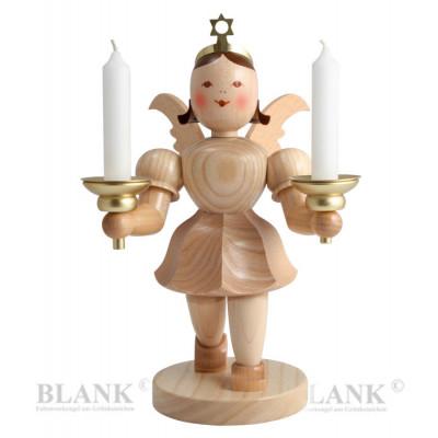 Kurzrockengel mittelgroß mit Kerzenhalter
