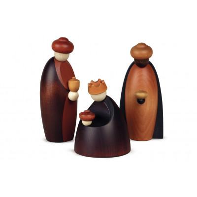 Weihnachtskrippe Die Drei Könige