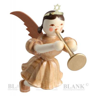 Engel schwebend mit Posaune