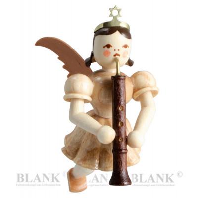 Engel schwebend mit Oboe