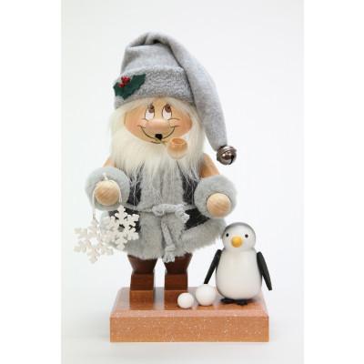 Räuchermännchen Wichtel Nordpol Santa
