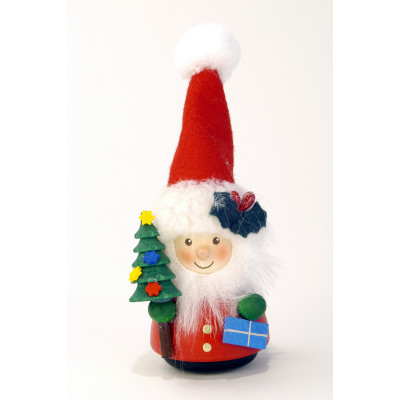 Wackelmännchen Weihnachtsmann