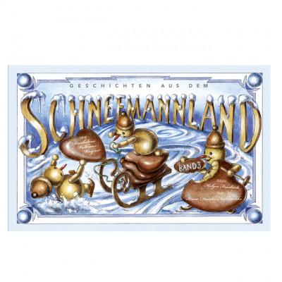 Kinderbuch Geschichten aus dem Schneemannland 3