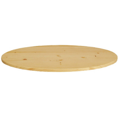 Grundplatte oval