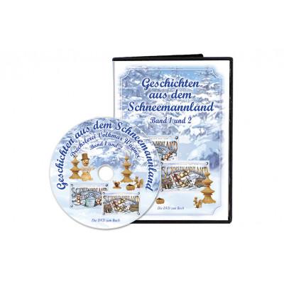 DVD Geschichten aus dem Schneemannland