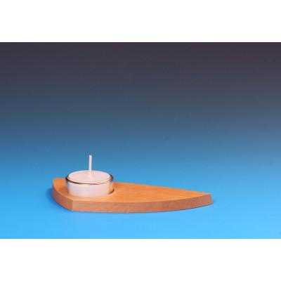 Kerzenständer mit Teelicht