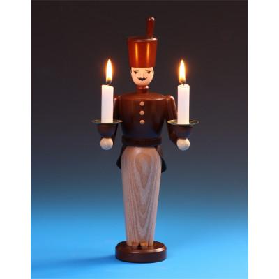 Lichterbergmann lasiert, 29 cm