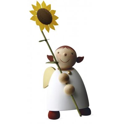 Schutzengel mit Sonnenblume, groß