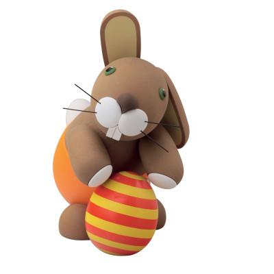 Hosen Hase Heiner mit Ei