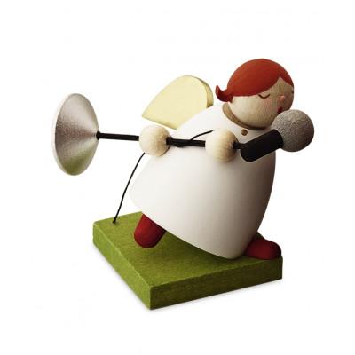 Schutzengel am Mikrophon