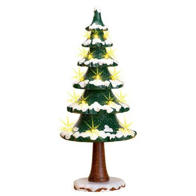 Winterkinder Lichterbaum, elektrisch beleuchtet