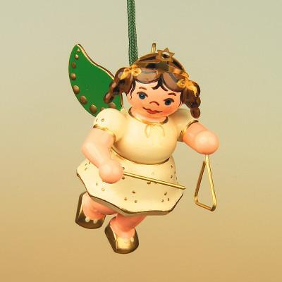 Baumbehang Engel mit Triangel