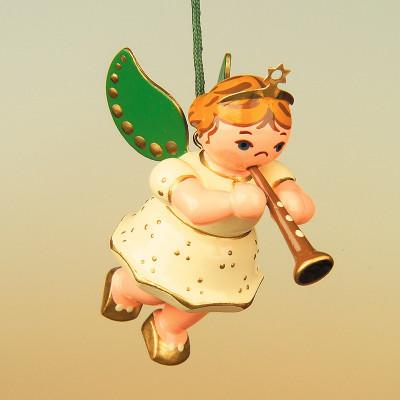 Baumbehang Engel mit Klarinette
