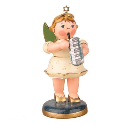 Engel mit Melodika