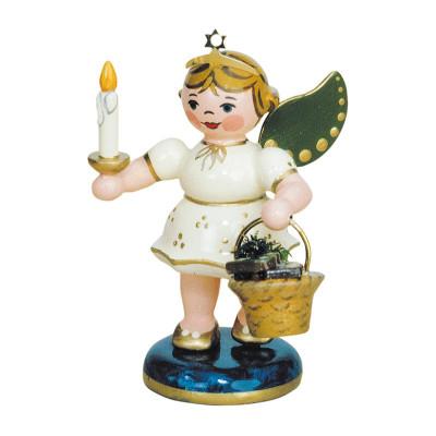 Engel mit Pfefferkuchen