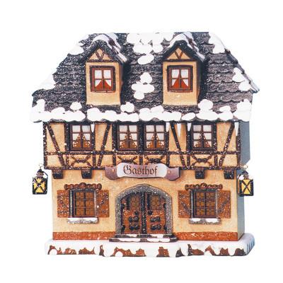 Winterkinder Winterhaus Gasthof