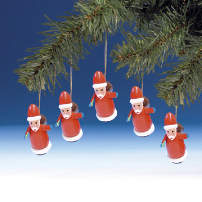 Baumbehang Weihnachtsmann, 1 Stück