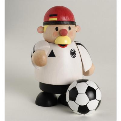 Räuchermännchen Fußballer mini