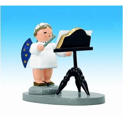 Engel Dirigent mit Notenständer