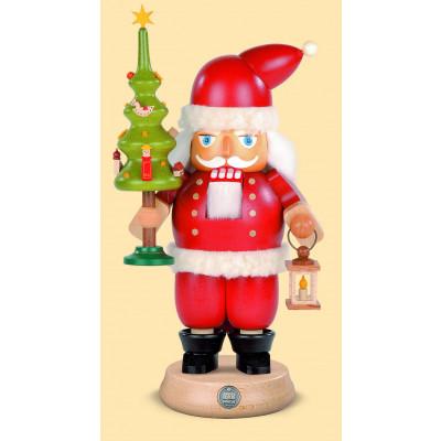 Müller Nussknacker Weihnachtsmann mit Baum