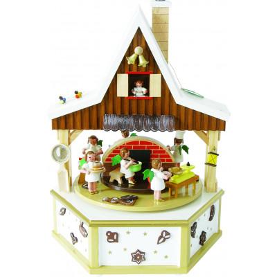 Spieldose Engelbäckerei
