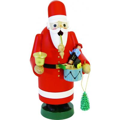 Räuchermännchen Weihnachtsmann mit Baumanhänger