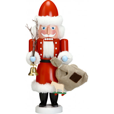 Nussknacker als Weihnachtsmann