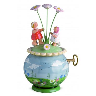 Spieldose Frühlingsreigen