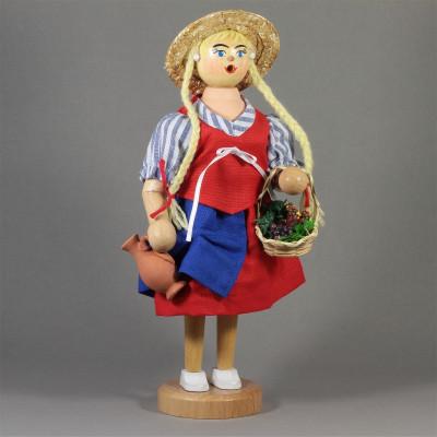 Räucherfrau Winzerin