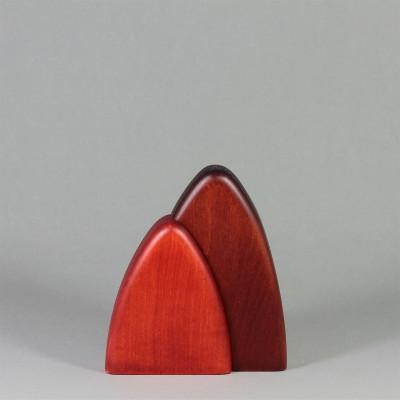 Busch für Wandrahmen, rot