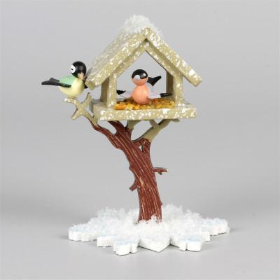 Vogelhaus für Schneeflöckchen