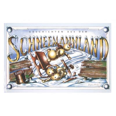 Kinderbuch Geschichten aus dem Schneemannland 2
