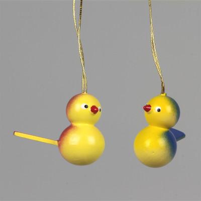 Baumbehang Vögel, 2-teilig