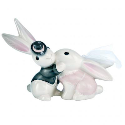 Bunny de luxe Wedding Bunny in Love 2