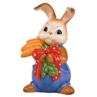 Osterhase Ganz viel Karotten für Dich