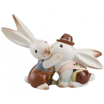 Bunny de luxe Bavarian Bunny in Love