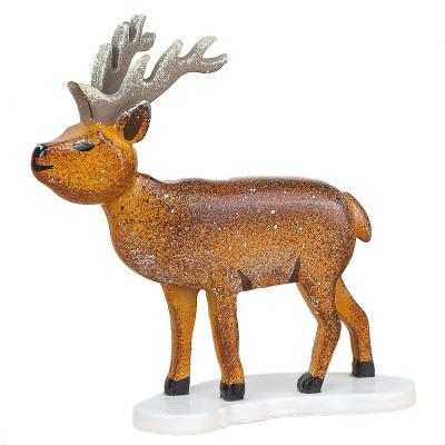 Winterkinder Hirsch